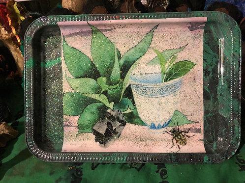 Customized Hydro Dipped Tea Trays