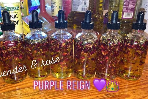 Purple Reign Hair/Body Oil