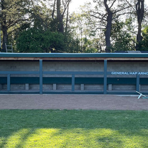 Dugout Facing - Completed
