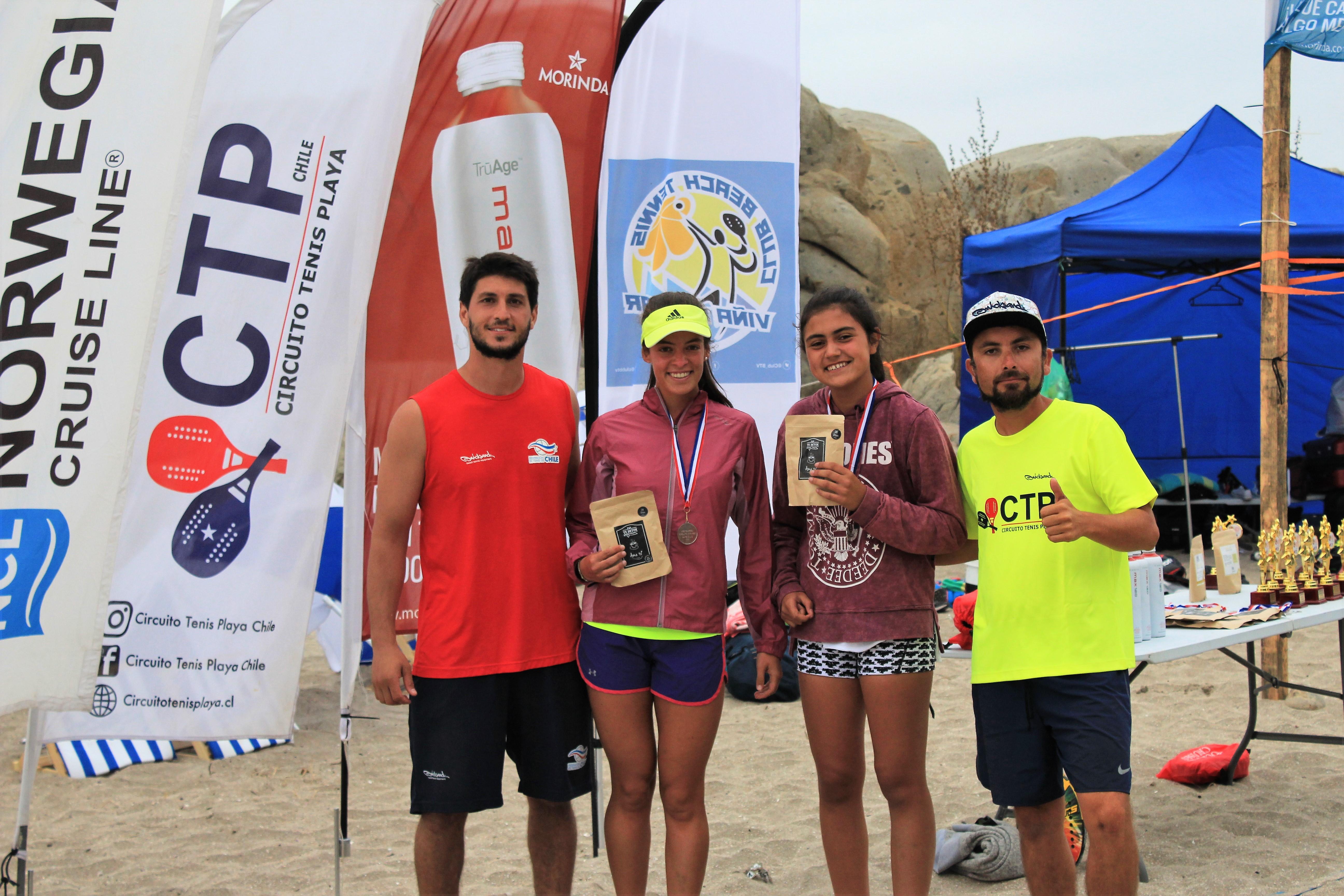 Circuito Tenis : Circuito tenis playa torneo viña del mar 6 y 7 enero