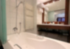 Deluxe Double Room with balcony - Central Hotel Verbier