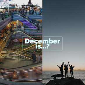 December: Traditions or No?