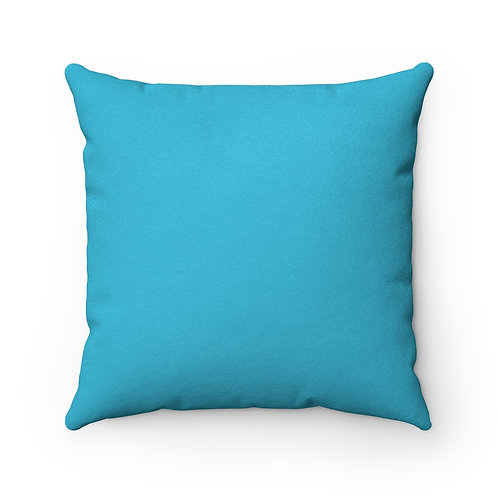 Strength, Manhood, Integrity, Greatness Square Pillow