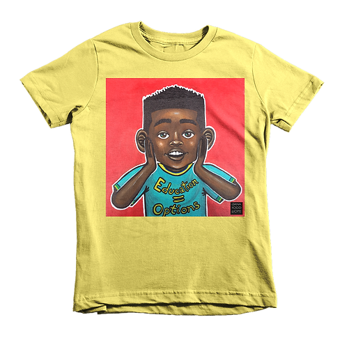"""Four Kings, I"" Kid's Tee"