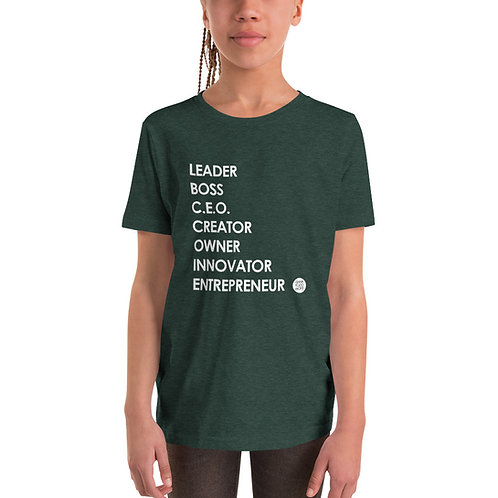 L.B.C. Unisex Youth T-Shirt
