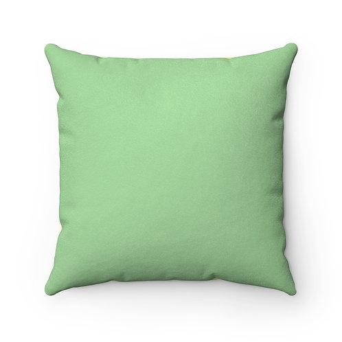 """""""2Smart"""" Girl Pillow"""""""