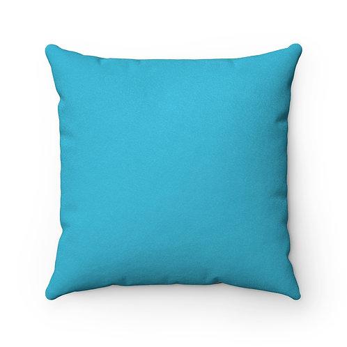 Lil' Mogul Square Pillow
