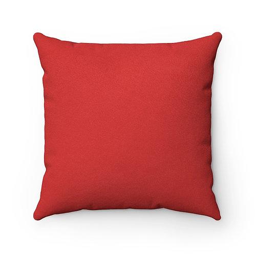 """I am... Kind, Smart, Important"" Square Pillow"