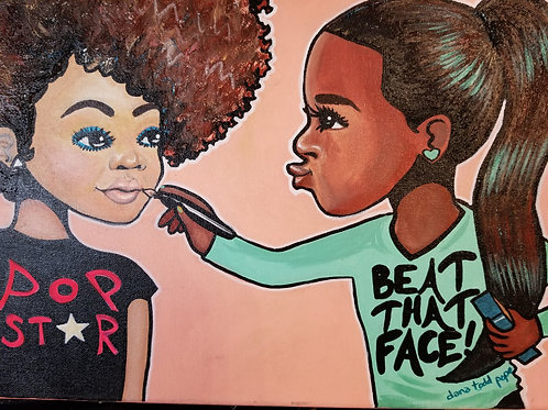 """Beat That Face"" Original"
