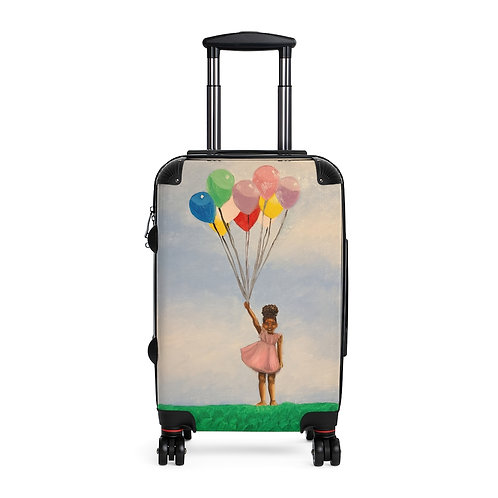 Splender of the Skies, I Cabin Suitcase