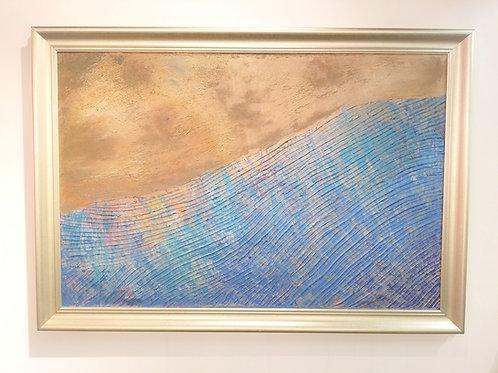 """""""Parasailing"""" Original painting"""