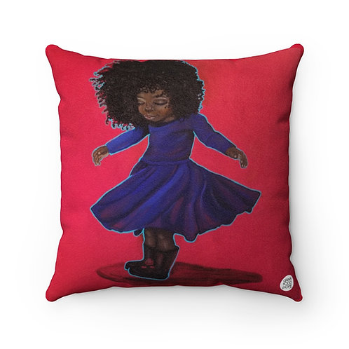 Freedom Square Pillow