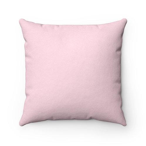 Beautiful, Smart, Innovative, Creative Square Pillow