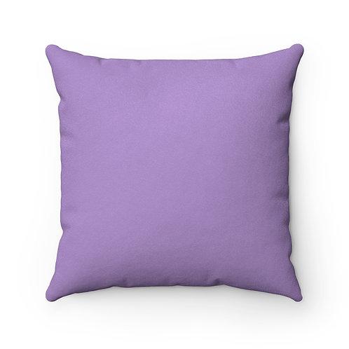 Braids I (Innovator) Square Pillow
