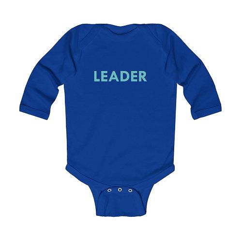 Leader Infant Long Sleeve Bodysuit