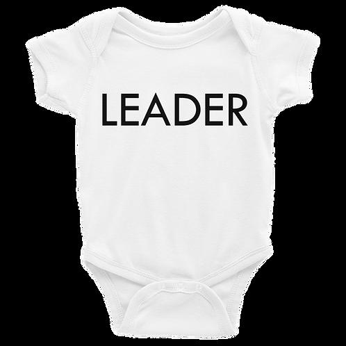 LEADER Short Sleeve Onesie