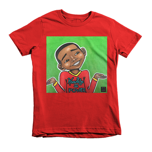 """Four Kings, III"" Kid's Tee"