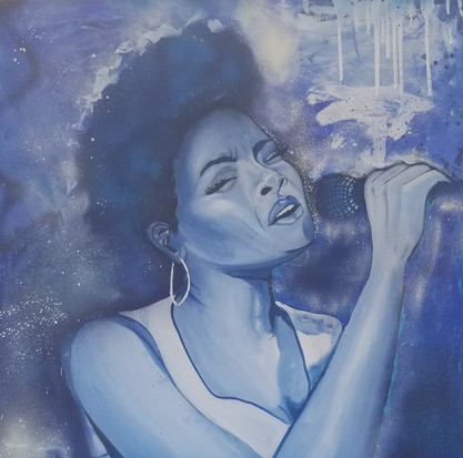 """""""40 Blue, The Music (The Jazz Singer)"""""""
