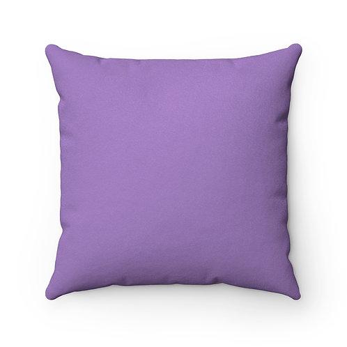Innovator Glasses Square Pillow