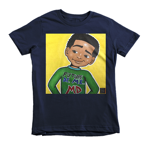 """Four Kings, II"" Kid's Tee"