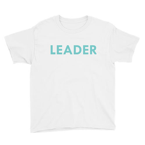 LEADER (Turquoise) Boy T-shirt