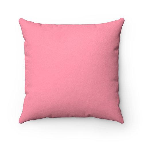 Braids II (Leader) Square Pillow