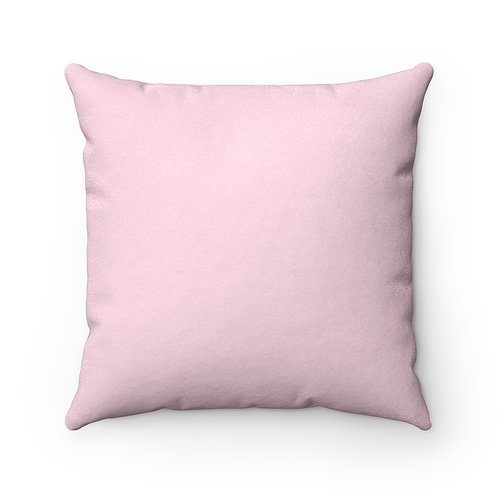 Jumping to Higher Heights Square Pillow