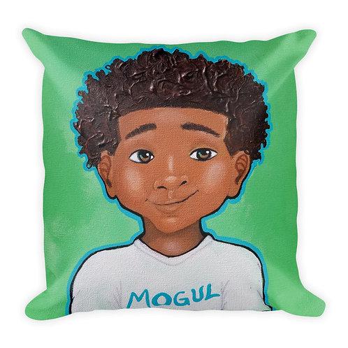 """""""Mini Mogul"""" Pillow"""