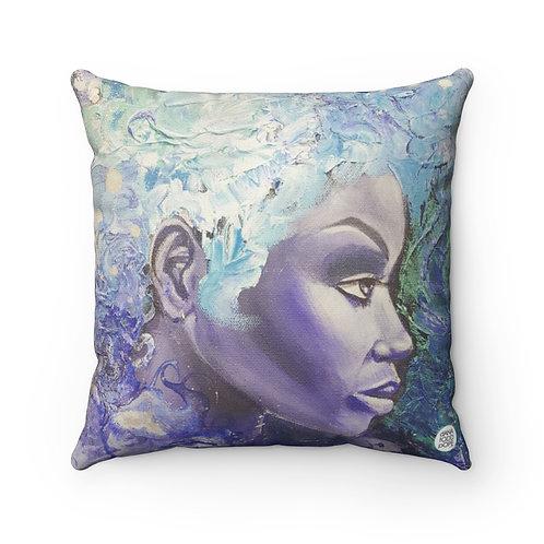 Faith Premium Square Pillow