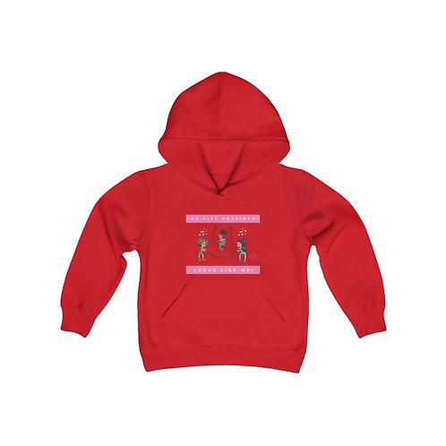 Vice President Youth Heavy Blend Hooded Sweatshirt