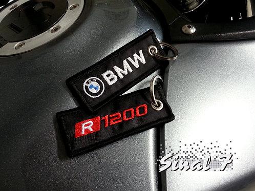 Chaveiro Bordado BMW R1200