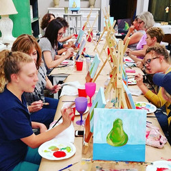 Adult Paint Night