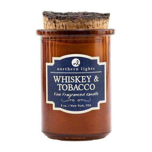 Spirit Jar- Whiskey & Tobacco