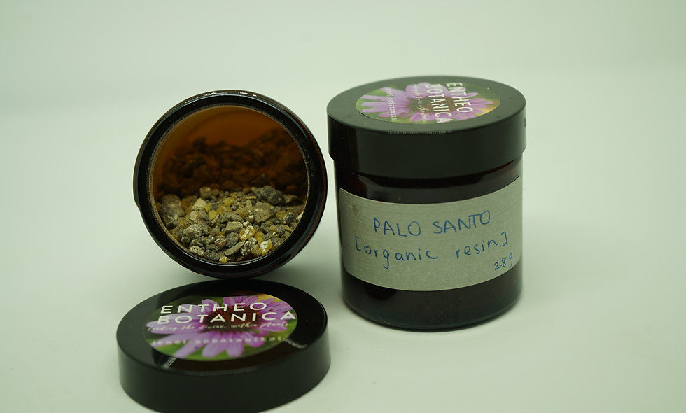 Palo Santo || Resin || Incense