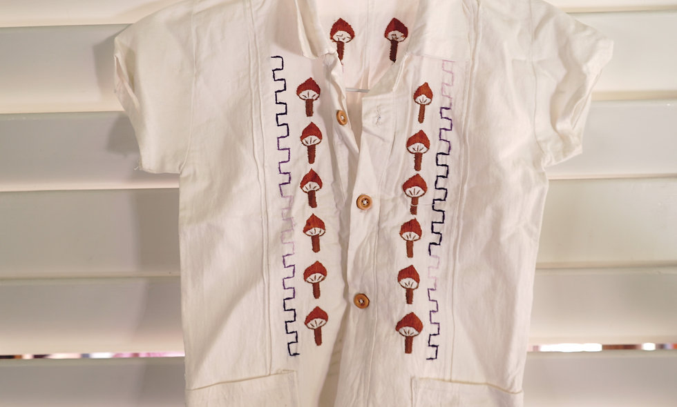 Mexican Mushroom Clothes || Childrens/Boys Shirts || Limited Edition