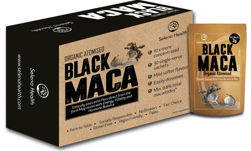 Black Maca || Concentracted 10x extract