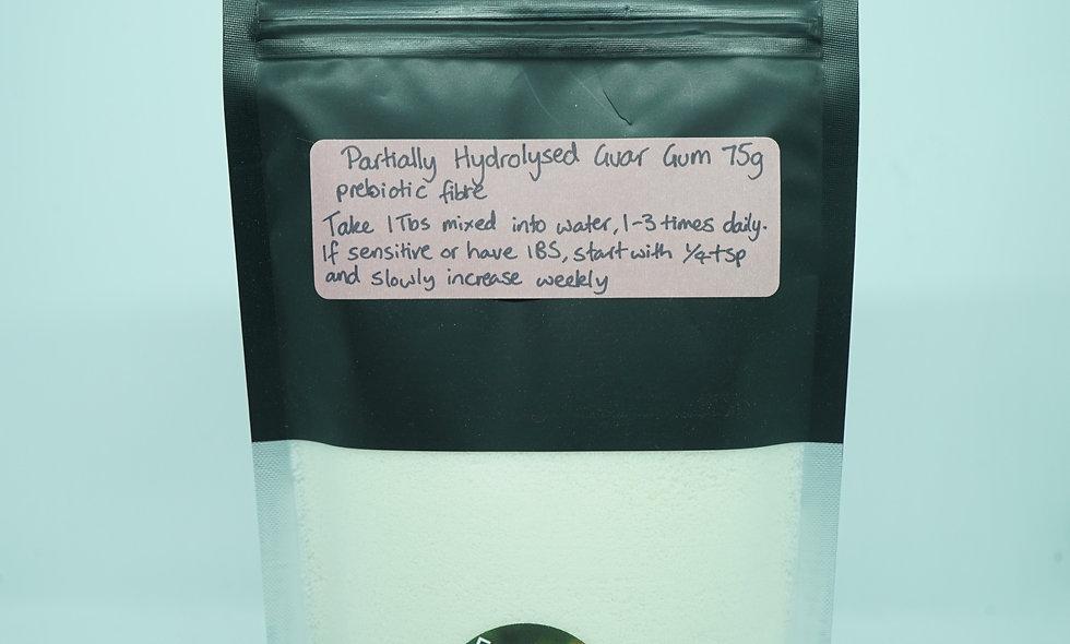 Partially Hydrolised Guar Gum Powder