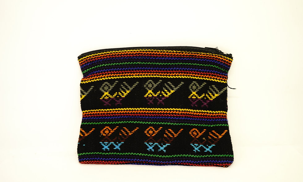 Mexican Handcrafted Pouch || Limited Edition