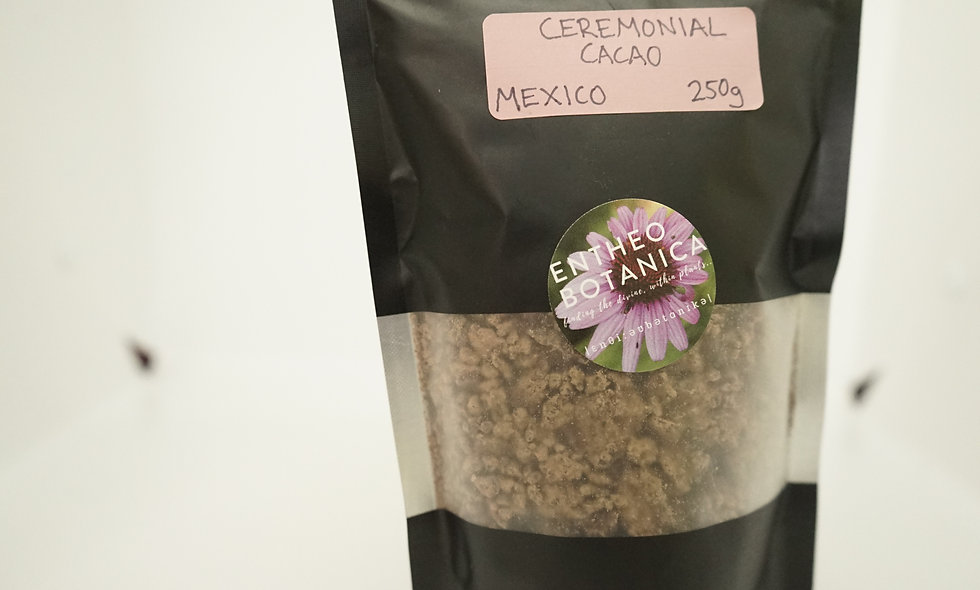 Ceremonial Chiapas Cacao || Mexican Mixed Heirloom Cacao
