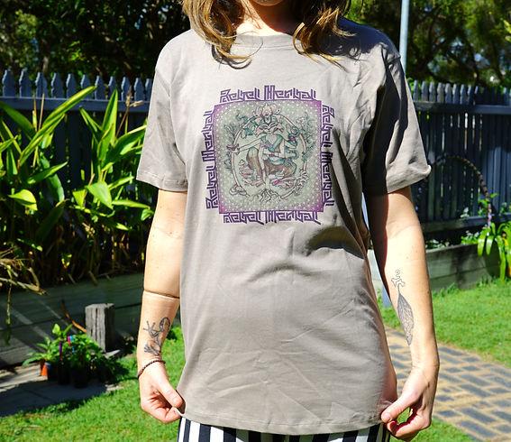 Rebel Herbal Tee Shirt