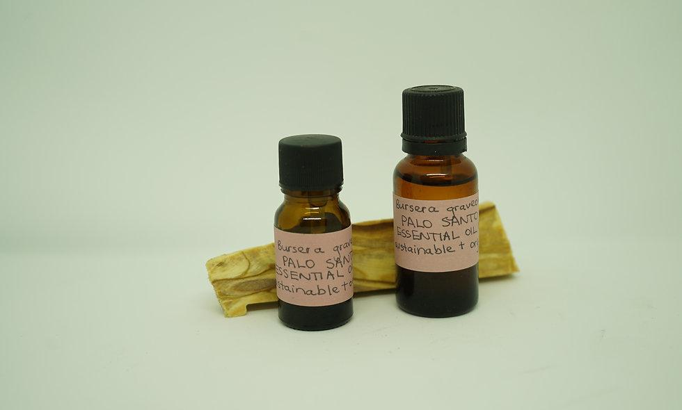 Palo Santo Essential Oil || Bursera graveolens