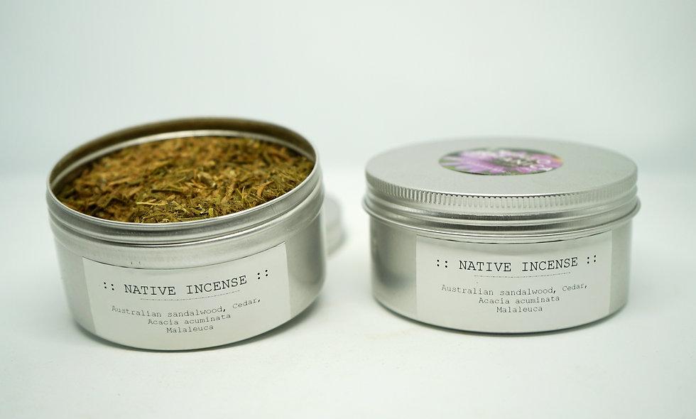 Native Australian Incense