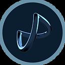 Upward 2018 Logos - Blue Circle - High R