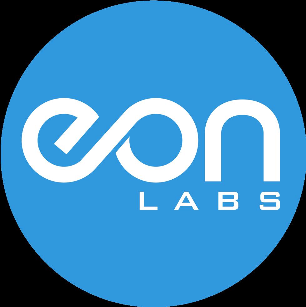 Eon Blue Circle