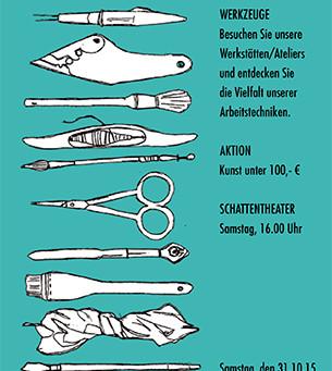 Werkzeuge - Offene Ateliers