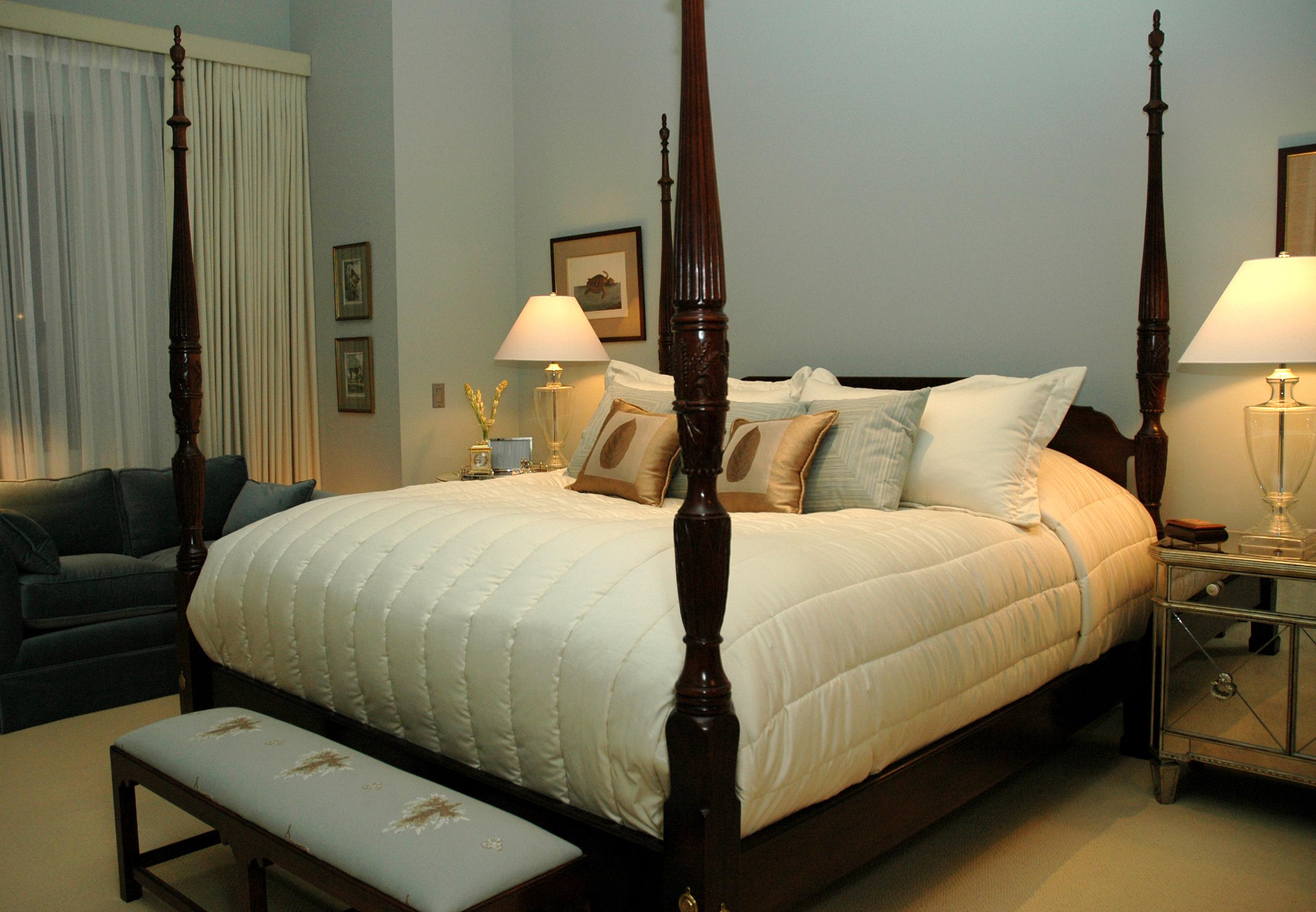 Dykes guestbedroom