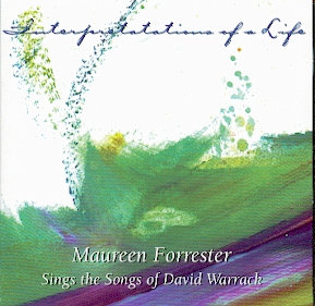 Maureen Forrester - Interpretations of a Life (CD)