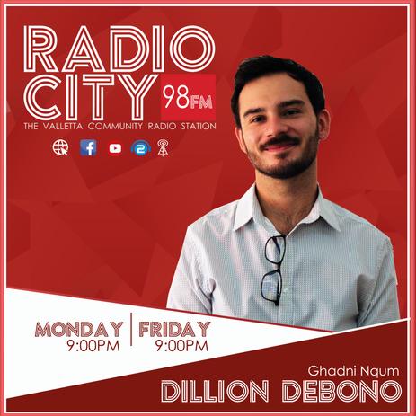 Dillion - Ghadni Nqum