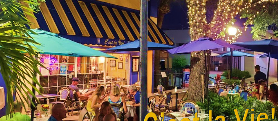 Crêpes in Sarasota - C'est la Vie!