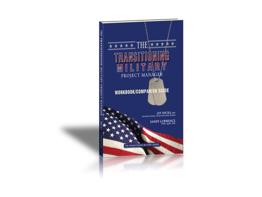 Workbook/Companion Guides Are Here - Special Introductory Price (Transitioning Military Series)